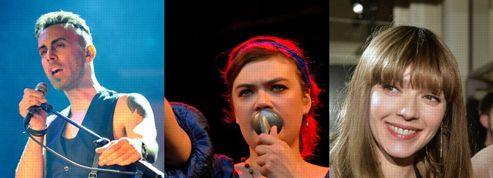 Solidays 2015 : Asaf Avidan, Brigitte, Moriarty...