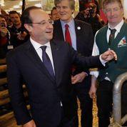 Hollande inaugurera le salon de l'agriculture 2015