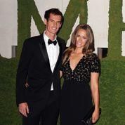 Andy Murray épousera sa provocante fiancée le 11 avril