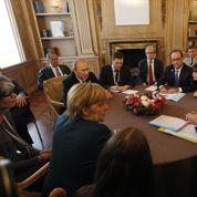 Le «format Normandie», un quatuor pour sortir de la crise ukrainienne