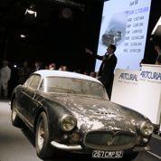 46 millions d'euros pour la vente Rétromobile 2015