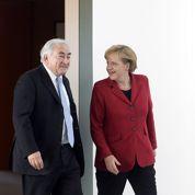 Quand DSK jouait les «M. Bons Offices» de Hollande auprès de Merkel