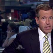 Après le scandale, le journaliste de NBC quitte son poste
