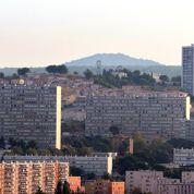 La Castellane, un quartier de Marseille gangrené par le trafic de drogue