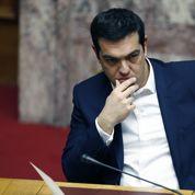 La Grèce entame une semaine à haut risque