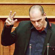 Grèce: l'escalade avant le sommet