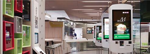 McDonald's France réinvente ses recettes pourrésister aux assauts de la concurrence