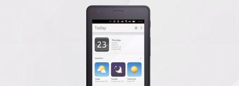 Un smartphone Linux à 170 euros vient concurrencer Android
