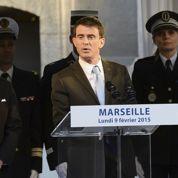 À Marseille, Valls appelle à «tout faire pour casser les ghettos»