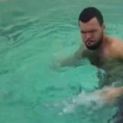 Tsonga prépare son retour ... en piscine