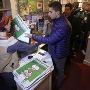 La police anglaise piste les acheteurs de Charlie Hebdo