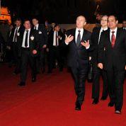 Poutine accueilli en grande pompe en Égypte