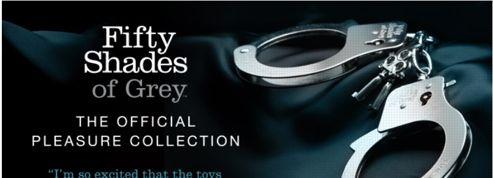 La folie des produits dérivés de Fifty Shades of Grey