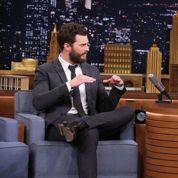 50 nuances de Grey : quand Christian Grey lit des passages érotiques à la télé US