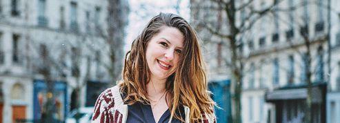 Kristin Frederick, une Américaine à Châtelet