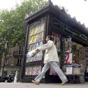 Moins de marchands de journaux en 2014
