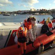 Entre 200 et 300 migrants disparus en Méditerranée