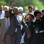 Il y a 25 ans,Nelson Mandela libéré