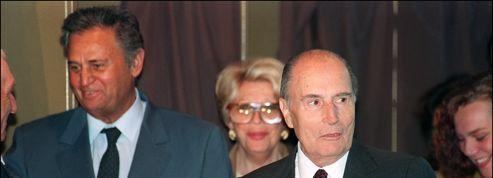 Le combat judiciaire de Roger Hanin contre un fils de François Mitterrand