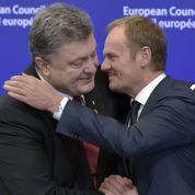 Les Vingt-Huit s'affichent prudents et vigilants après Minsk