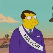Pharrell Williams malmené dans un épisode des Simpsons