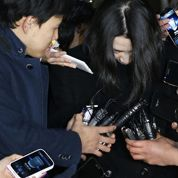 L'héritière de la Korean Air condamnée après avoir provoqué un scandale