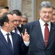 Le Géorgien Saakachvili près du président ukrainien