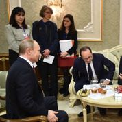 La Russie et l'Ukraine trouvent un accord de paix à l'arraché