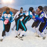 Rugby sur neige: 6 stations dans la mêlée