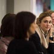 Polémique autour de la protection rapprochée de l'actrice Julie Gayet