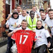 Mamadou Sakho apporte son soutien aux sans-abris de Liverpool