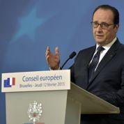 François Hollande, une nuit blanche et des lapsus