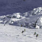 Chamonix: la Vallée Blanche en bon chemin