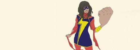 Avec sa nouvelle Miss, Marvel mise sur l'islam