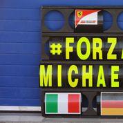 Schumacher ferait «des progrès douloureusement lents»