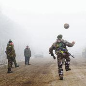 Dans le Donbass, les armes se sont presque tues