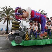 Carnaval de Nice: un démarrage sans fanfare