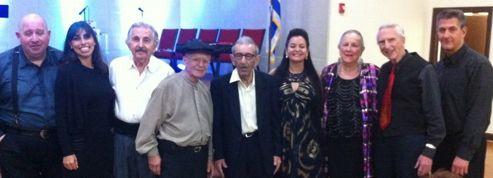 Holocaust Survivor Band : des rescapés de la Shoah réunis pour la musique