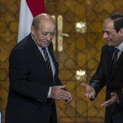 Au Caire, la France et l'Égypte signent le contrat du Rafale