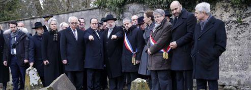 Gardes à vue prolongées dans l'affaire du cimetière juif profané