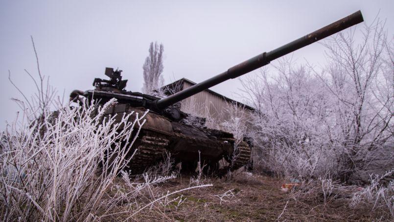 Ukraine : l'armée et les rebelles s'accusent de violer le cessez-le-feu