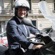 Lettre du scooter de François Hollande à Sylvain Tesson, pilote célibataire de side-car