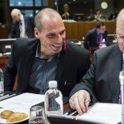 Le bras de fer sur les réformes entre la zone euro et la Grèce