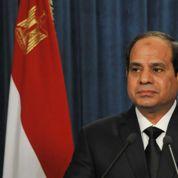 Le président Sissi appelle les Européens à finir leur mission en Libye