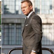 Spectre :James Bond contrarié par des moines romains