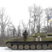 Ukraine : à Horlivka, on parle pensions et retraites au son du canon