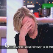 Le «bel organe» de Julien Doré provoque un fou rire chez Anne-Élisabeth Lemoine