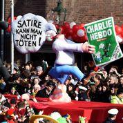 Le carnaval de Düsseldorf défie les terroristes