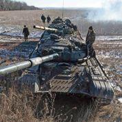 Ukraine : le drapeau russe hissé à Debaltseve