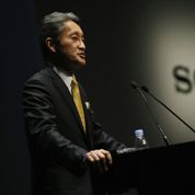 Sony se recentre sur les composants, la musique, le cinéma et les jeux vidéo